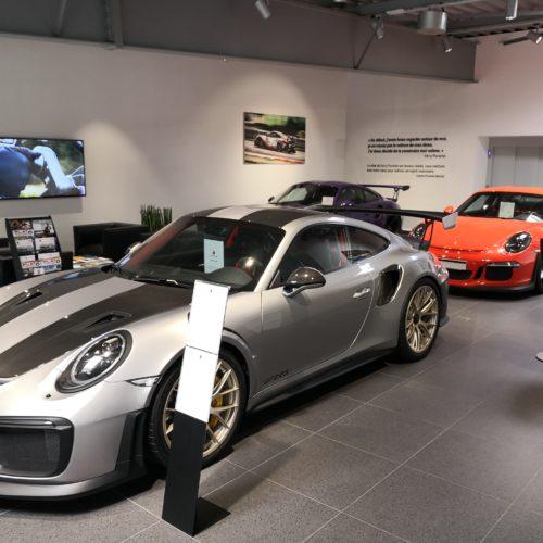 GT2 RS et GT3 RS