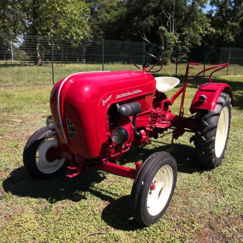 tracteur porsche 1
