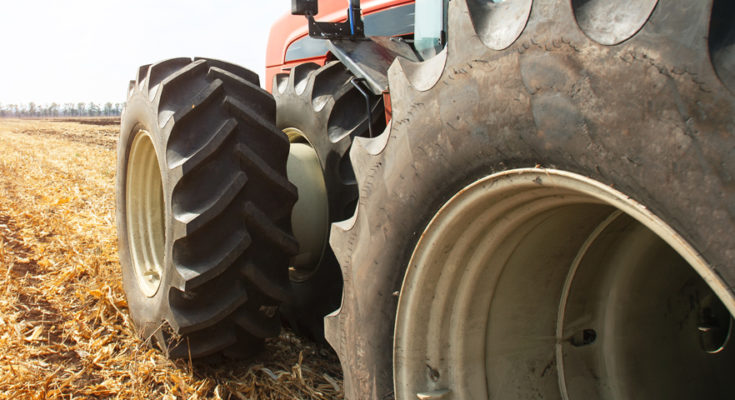 ima principale pneus tracteur