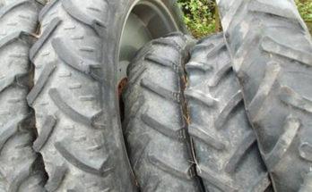 bien stocker pneus agricole