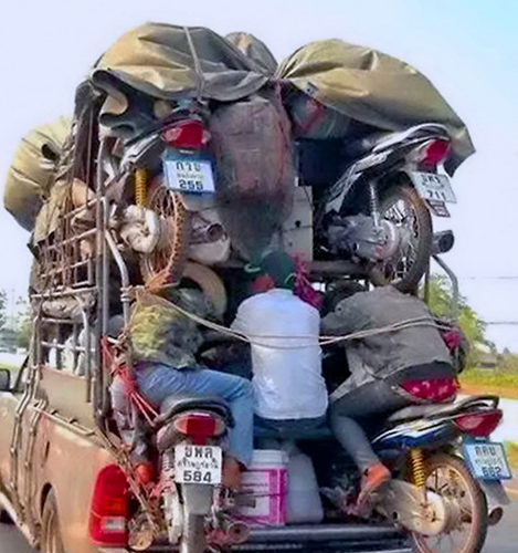 overloaded-driving-cars-motorcycles-vans-trucks-pick-ups-samui-thailand-funny-strange-unusual-12