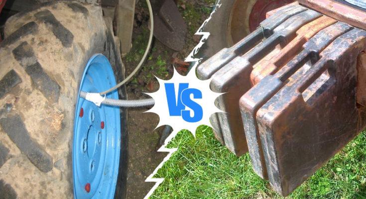 eau ou masses