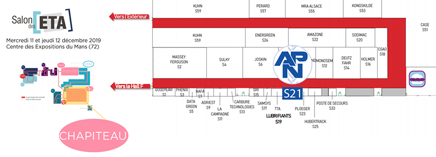 plan stand S21